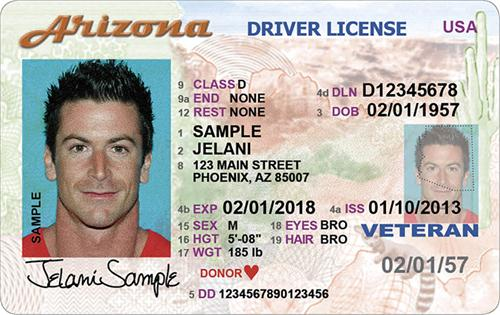 Drivers Licenses and IDs
