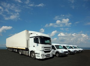 commercial vehicle footework