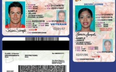 Current Arizona Driver Licenses, IDs Are Valid for Air Travel Until Oct. 1, 2020