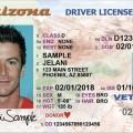 az id driver license