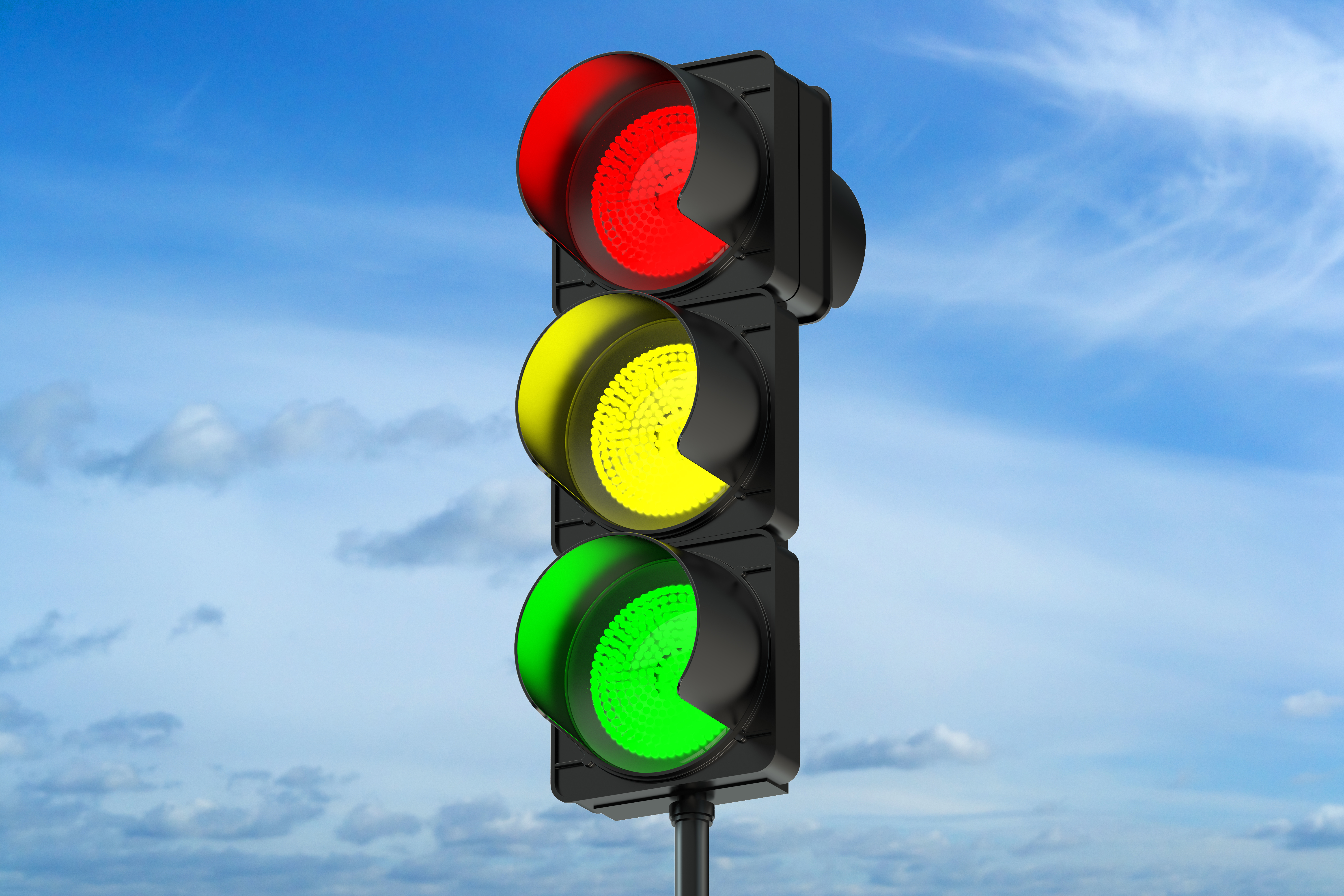 New Traffic Signal on HWY 69 Goes Live on Thursday