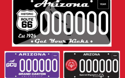 Specialty Plates Bring in $66 Million for Worthy Causes Since 2007