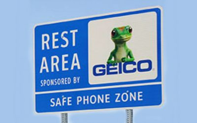 Safe Phone Zones in Arizona from ADOT and GEICO