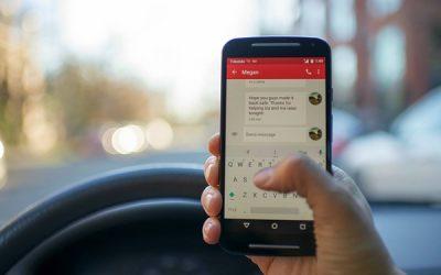 Distracted Driving Awareness Week