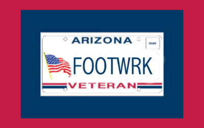 Veteran Driver Benefits in Arizona