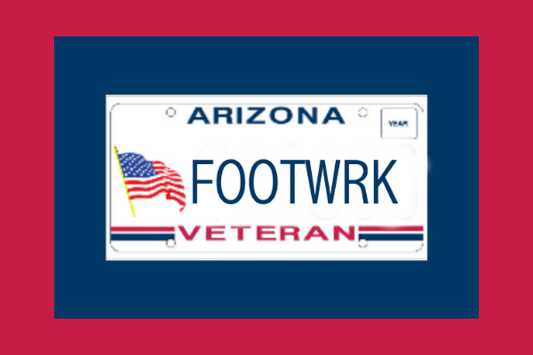 Veteran Driver Benefits In Arizona