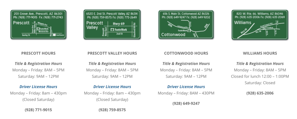 Come In To One Of Our Four Footework Offices And See Us Get Your Vehicle Recap Report So You Re Ready For Tax Season