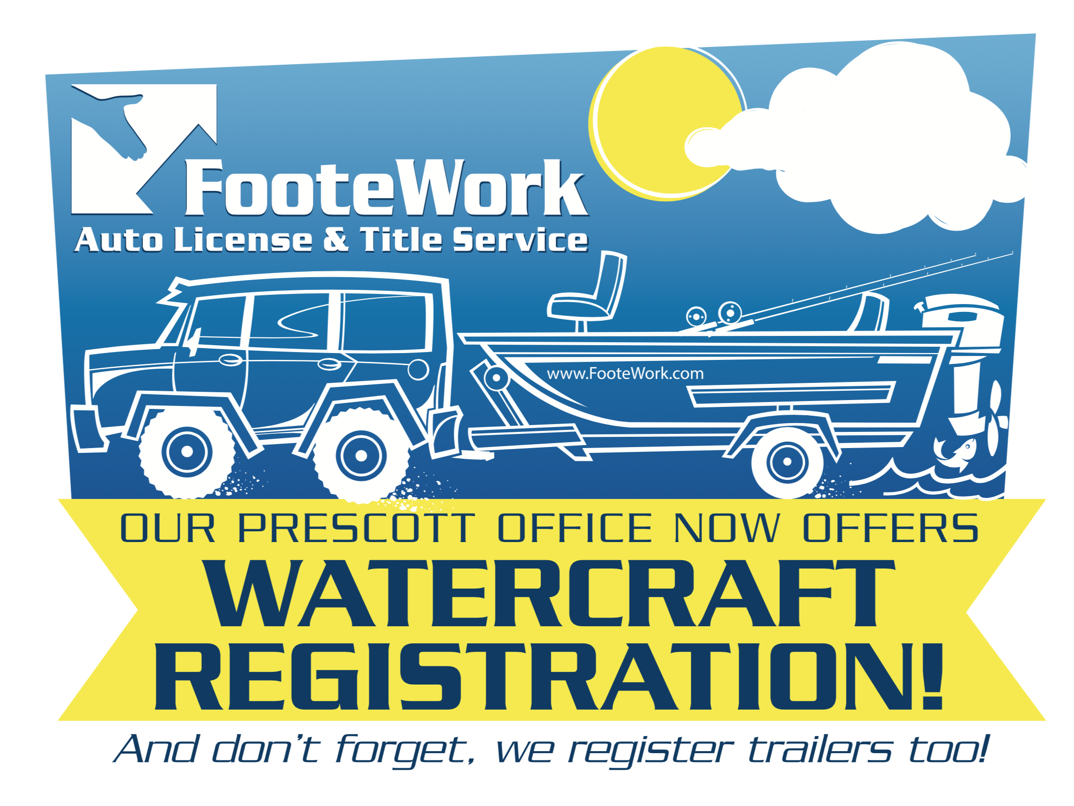 boat registration office prescott