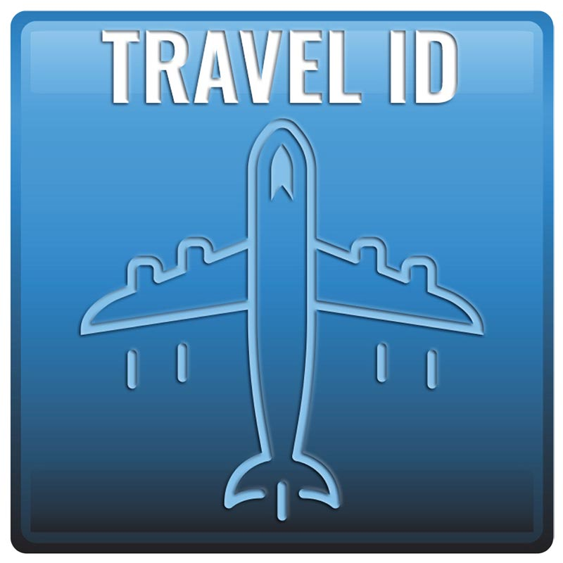 Travel ID Button